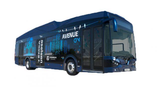 yerli otobüs AVENUE