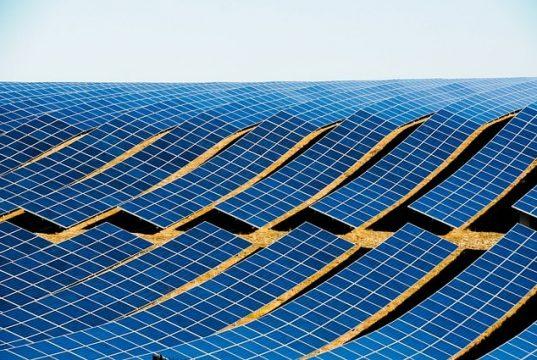 Türkiyenin ve dünyanın en büyük güneş santrali