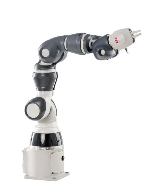tek kollu robot