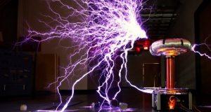 kablosuz elektrik iletimi tesla bobini