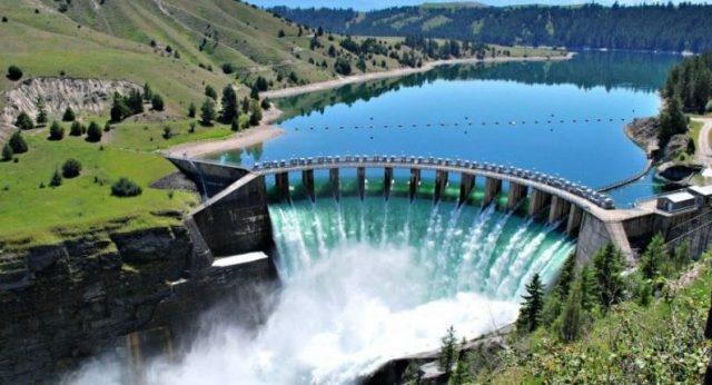 Hidroelektrik santralı