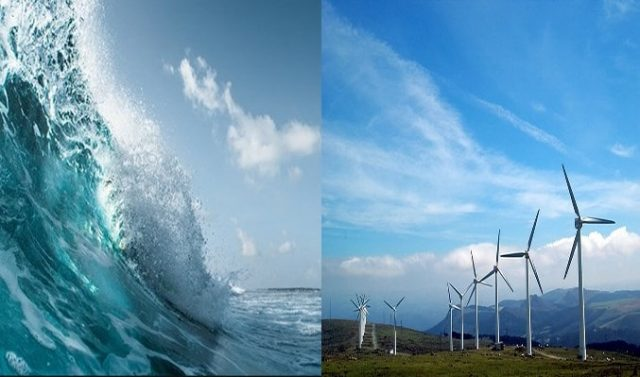 Rüzgar Enerjisi ve Dalga enerjisi