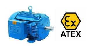 Ex-Proof (ATEX) motor