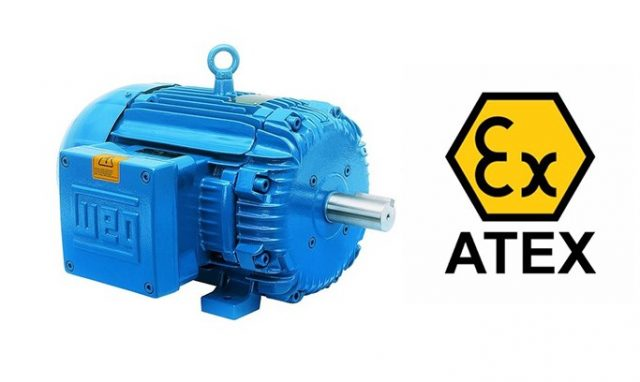 Ex-Proof (ATEX) motor