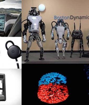 Dünya'daki En Önemli 10 Teknolojik Gelişme