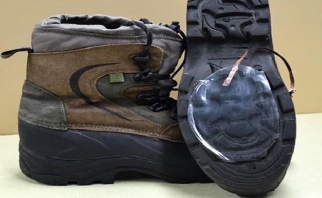 kardan elektrik üreten ayakkabı