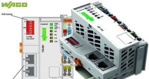 wago-ı o-system ethernet kontrol cihazı