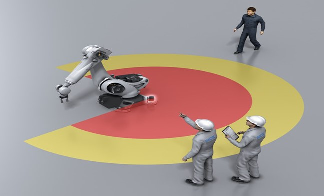 Güvenli Robotik Alan Koruma2