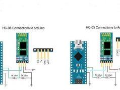 Bluetooth Modüller HC-05 ve HC-06