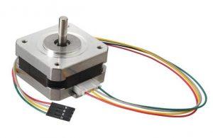 Step Motor İçin Sabit Voltaj Sürücüsü