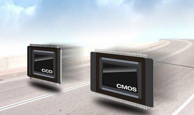 CCD ve CMOS Görüntü Sensörleri