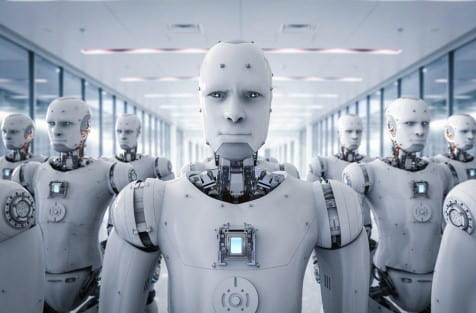robot devrimi