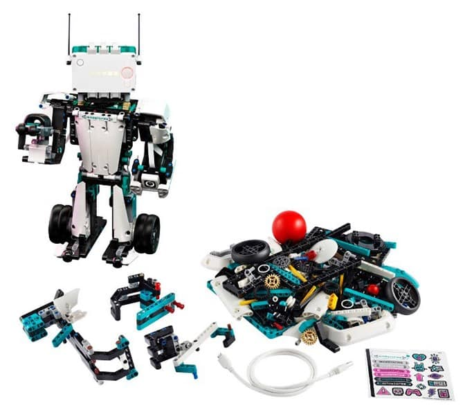 LEGO MINDSTORMS 5-in-1 seti