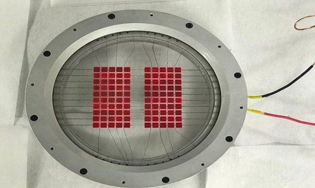 Hibrid güneş dönüştürücü
