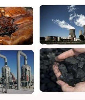 Yenilenemeyen Enerji Kaynakları