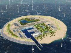 rüzgar enerji adası