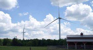 125 MW Cassadaga Rüzgar Çiftliği