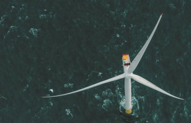 Ørsted ve Eversource Teksas'ta Açık Deniz Rüzgar Trafo Merkezi