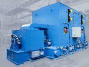 Siemens 2 Kutuplu Elektrik Motoru