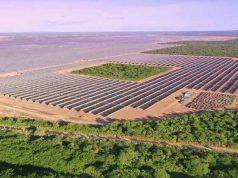 Complexo Solar Alex adlı fotovoltaik (PV) tesisi