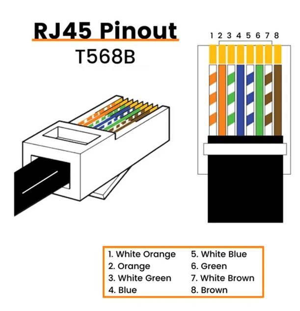 T568B
