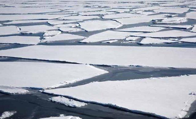 Buz Tabakası Hareketini İzlemek