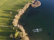 Güneş Enerjisiyle Çalışan Drone SolarXOne